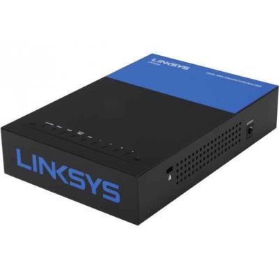 Linksys LRT224 - Default login IP, default username & password